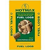 Hotmax Fuel Logs, 20 Kg