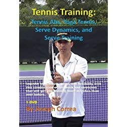 Tennis Training: Tennis Abs, Yoga Tennis, Serve Dynamics, and Serve Training