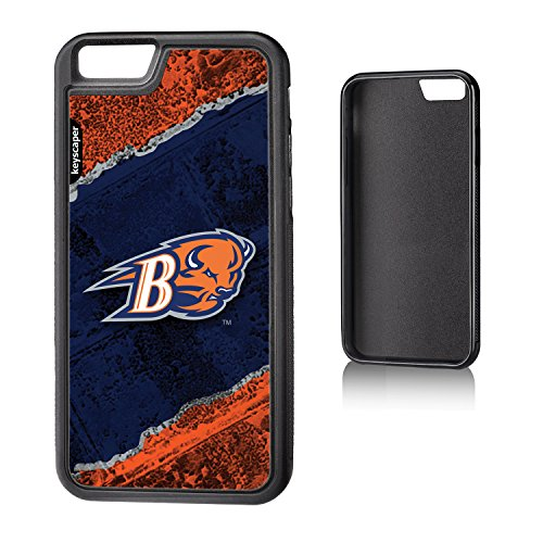 Bucknell University iPhone 6 & iPhone 6s Bumper Case officially licensed by Bucknell for the Apple iPhone 6 by keyscaper® Flexible Full Coverage Low Profile (Bucknell Football compare prices)