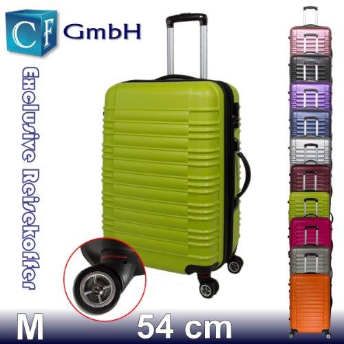 LG2088 Grün Koffer Reisekoffer Koffer Trolley