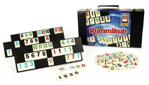 how to play rummikub tile game