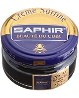 Cirage Saphir pommadier (Crème Surfine) gris anthracite