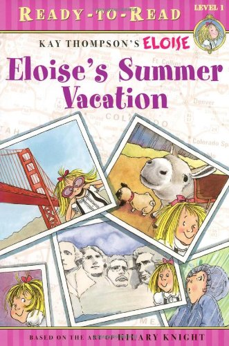 Eloise's Summer Vacation (Ready-to-Read. Level 1)