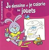 echange, troc Jean-Claude Gibert - Je dessine et je colorie les jouets