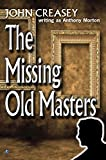 John Creasey The Missing Old Masters (The Baron)