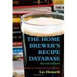 The Home Brewer's Recipe Databaseby Les Howarth
