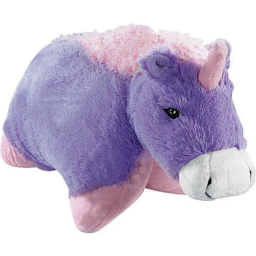Pee Wee Genuine Pillow Pet Unicorn - 1