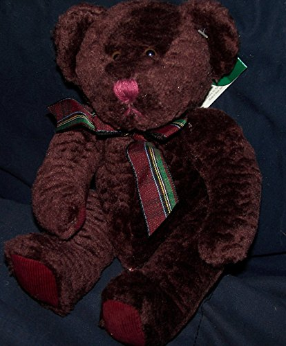 Russ Berrie Plush Bear Mulberry