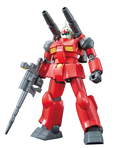 HGUC 190 1/144 RX-77-2 ガンキャノン (機動戦士ガンダム)