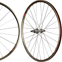 STARS-CIRCLE Titanium Coated Road Bike Wheelset Shimano 8/9/10 Speed