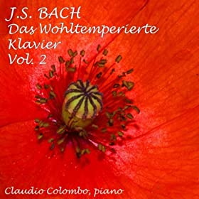 Das Wohltemperierte Klavier II : Prelude and Fugue No. 23 In B Major, BWV 892