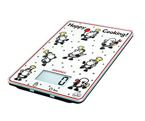 Soehnle 66303 balance culinaire numérique sheepworld happy la cuisine