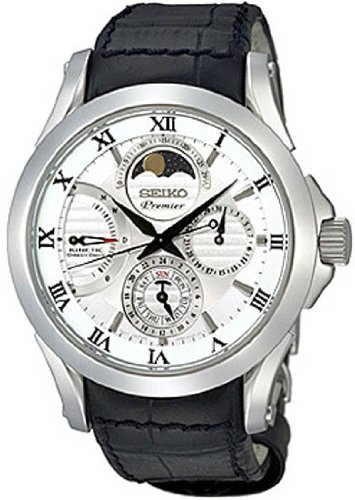 Seiko Premier Kinetic Mondphase SRX003P1