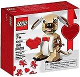 レゴ シーゾナル バレンタイン・ドッグ キューピッド | LEGO Valentine's Cupid Dog Set 40201