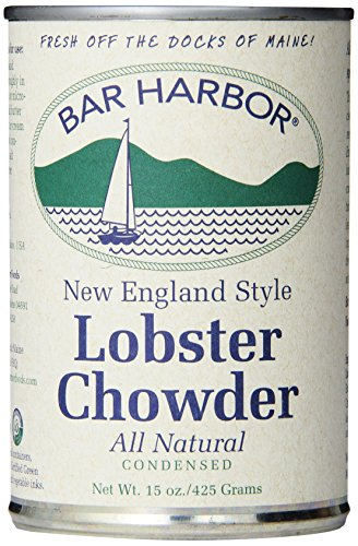 Bar Harbor Lobster Chowder, 15 Ounce (Pack of 6)