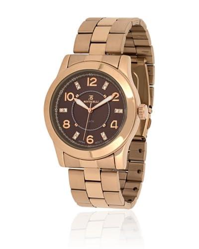 Botticelli Reloj G1626M Plateado / Oro Rosa