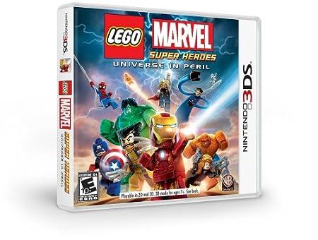 LEGO: Marvel - Nintendo 3DS