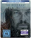 The Revenant Steelbook [Blu-ray] [Limited Edition]