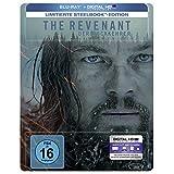 The Revenant: Der Rückkehrer - Steelbook (+ Digital Copy) [Blu-ray]