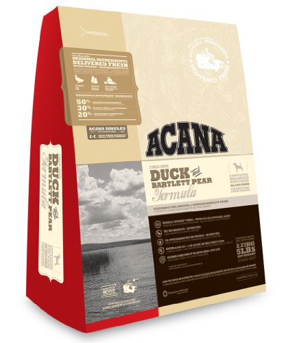 Acana Duck & Bartlett Pear Limited Ingredient Formula Dry Dog Food