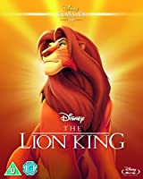 The Lion King (1994) (Limited Edition Artwork Sleeve) [Blu-ray] [Region Free]