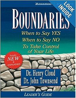 Henry cloud boundaries in dating pdf free 4