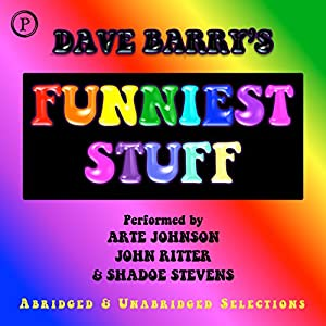Dave Barry's Funniest Stuff Audiobook