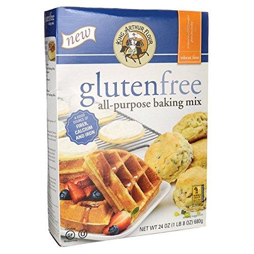King Arthur All-Purpose Gluten Free Baking Mix - 24 oz (King Arthur All Purpose Baking compare prices)