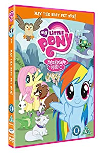 My Little Pony: May The Best Pet Win! [DVD]