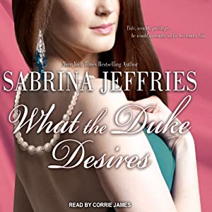 What the Duke Desires Audiobook