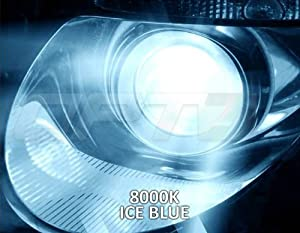 6000K Lightning Blue Xenon Light 5X Brighter 2 Yr Warranty 6X Longer Life OPT7 Boltzen AC CANbus 9012 HID Kit All Bulb Sizes and Colors