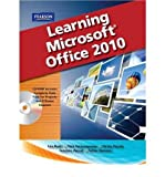 img - for Learning Microsoft Office 2010 Deluxe Editions (Hard Cover) book / textbook / text book