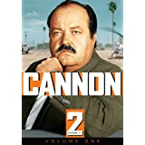 Cannon: Season 2, Vol. 1 ~ William Conrad
