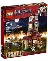 Lego - 4840 - Jeu de Construction - Harry Potter - Le Terrier