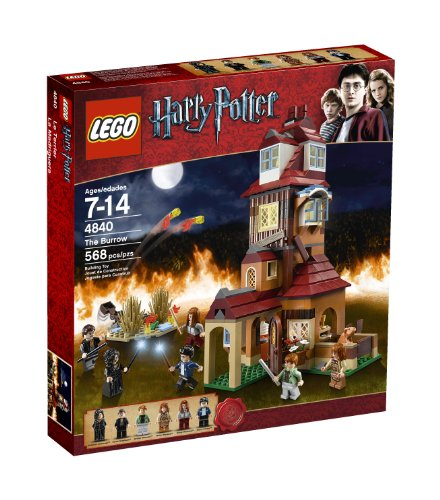 Lego Harry Potter 4840 - The Burrow, Fuchsbau