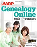 img - for AARP Genealogy Online: Tech to Connect book / textbook / text book