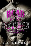 Road of No Return (gay biker MC erotic romance novel) (Sex and Mayhem Book 1)
