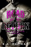 Road of No Return (gay biker MC eroti...