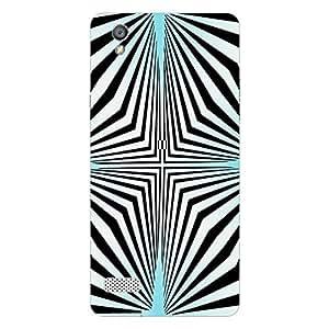 Garmor Designer Plastic Back Cover For Huawei Honor Holly 2 Plus