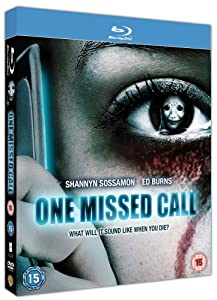 One Missed Call [Blu-ray] [2008] [Region Free]