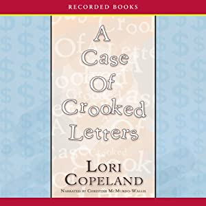 A Case of Crooked Letters Audiobook