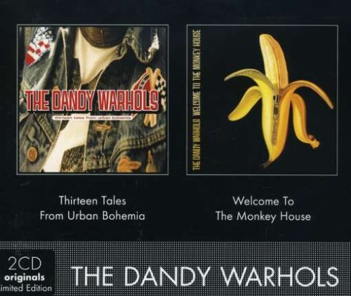 The Dandy Warhols - Thirteen Tales from Urban Bohemia/Seven Tales for Urban Australia - Zortam Music