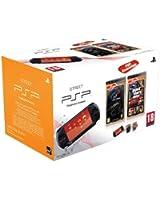Console PSP Street Noire + Gran Turismo - essentials + GTA : Liberty City stories - essentials