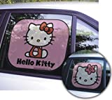 HELLO KITTY CAR WINDOW SHADES