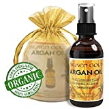 Pure Organic Moroccan Argan Oil - Soothe And Smooth Skin - Soften And Repair Fine Lines And Wrinkles On Face And...