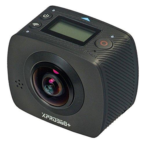 <p>¡Captura la vida en 360º! Gracias a esta cámara con dos lentes opuestas de 220º ya puedes hacer fotos de 360º y revisitar tus recuerdos de forma exacta.</p>
