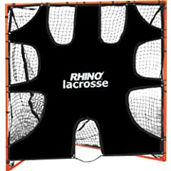 Buy Champion Sports Lacrosse Goal Target (Black) by Champion Sports