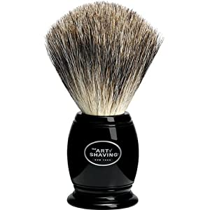 Art of Shaving Pure Black Badger Brush