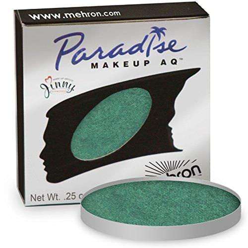 Paradise Makeup Aq Refill Brillant Vert Green