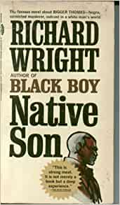 a review of the novel native son by richard wright Free summary and analysis of the events in richard wright's native son that won't native son by richard wright home the novel opens as.
